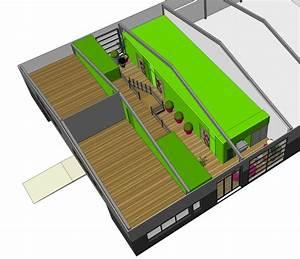 Renovation Hangar En Habitation : 23 lofts d 39 architectes ~ Nature-et-papiers.com Idées de Décoration
