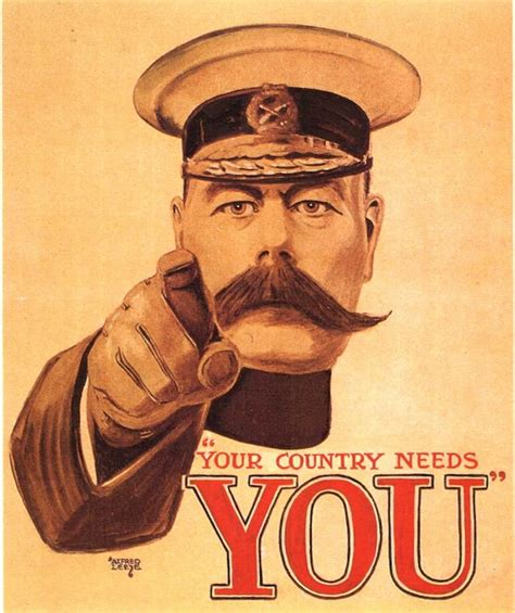 lord kitchener your country needs you great britons lord kitchener the controversial field 9709