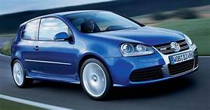 2008 Volkswagen Golf R36