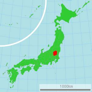 栃木県:栃木県の位置