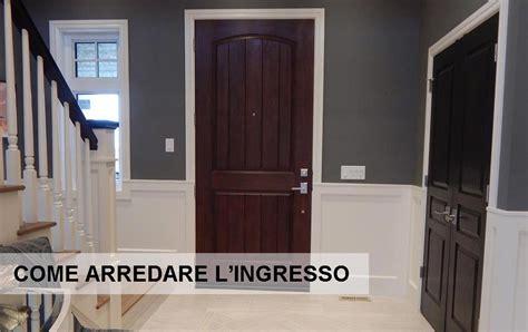 Come Arredare Ingresso Casa by Consigli Pratici Su Come Arredare L Ingresso Costok