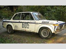 Motorsports Monday 1969 BMW 2002ti turbocharged German