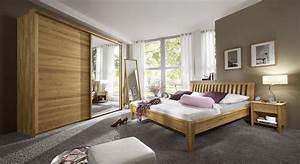 Komplett schlafzimmer aus massivholz eiche roseville for Massivholz schlafzimmer komplett