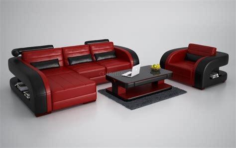 canap et fauteuil assorti canapé d 39 angle en cuir avec fauteuil assorti italien