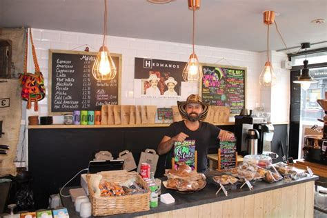 Having spoken to the staff, i understand that the staff member who served you did correctly inform you that there were no gluten free cakes available that. Hermanos - Colombia, family and coffee. (With images)   Bad coffee, Coffee business, Coffee industry