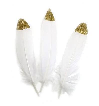 canap plume d oie plume d 39 oie 15 20cm paillettes dorées arrow workshop