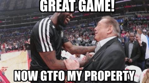 Sterling Meme - the best donald sterling memes daily snark