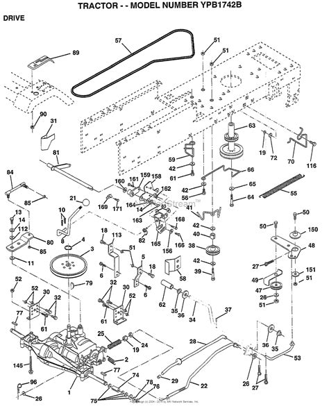 Ayp Electrolux Ypba Parts Diagram For Drive
