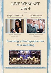 how to hire a wedding photographer webcast delack With how to hire a wedding photographer