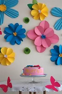 Blüten Aus Papier : 1001 bastelideen aus papier blumen girlanden und t rkr nze ~ Eleganceandgraceweddings.com Haus und Dekorationen