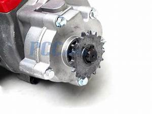49cc Complete Engine 2 Stroke Super Pocket Bike Ele
