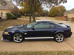 4th generation blue 2002 Ford Mustang GT For Sale - MustangCarPlace