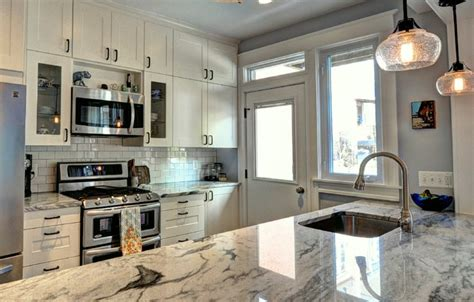 open concept galley kitchen eclectic kitchen dc