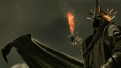 Lord Rings King Nazgul Witch Return Ringwraith
