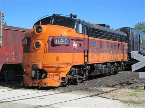 digital ballast my lionel f7 aba milw rd o railroading on line