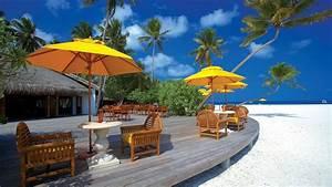 Paradise Resort HD Wallpaper