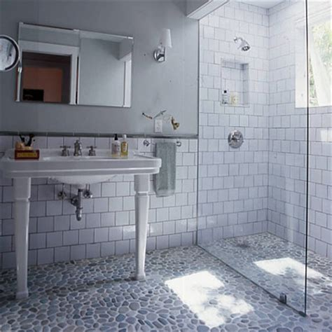 bathroom floor ideas