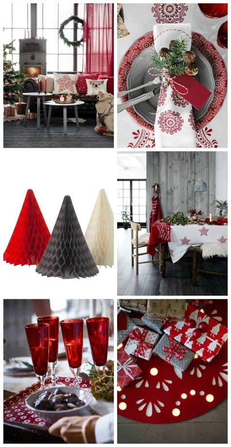 Trends Weihnachten 2015 by 30s Magazine 5x Colour Trends 2015