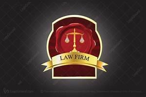 Modern Logo Law Firm Logo