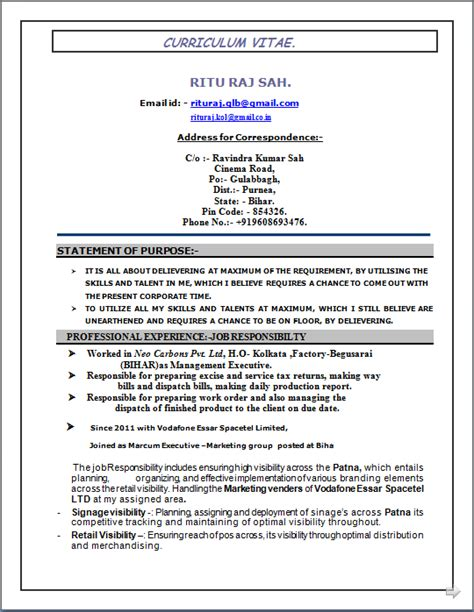 How To Include Willing To Relocate On Resume by Resume Co Beautyful Resume Sle Mba Marketing