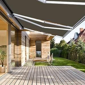 Toile Extérieure Pour Terrasse : store banne manomano ~ Melissatoandfro.com Idées de Décoration