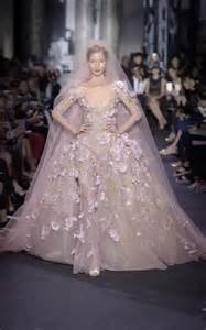 elie saab mariage 12 robes de mariée haute couture époustouflantes pour l 39 automne hiver 2016 2017 mariage