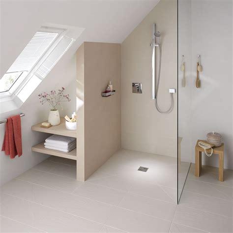 refaire sa salle de bains installer une 224 l italienne receveur de et