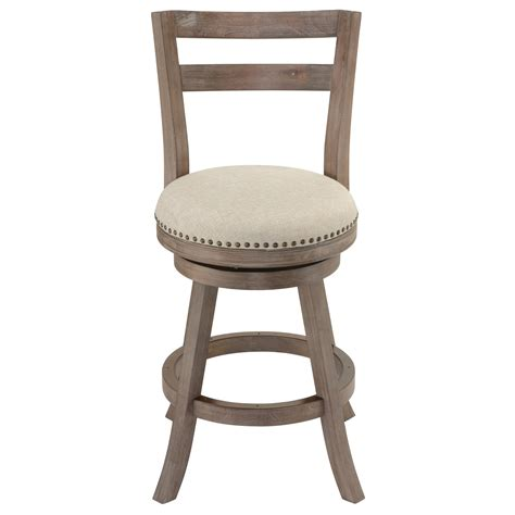 At Home Bar Stools by Cortesi Home 25 Quot Swivel Bar Stool Reviews Wayfair