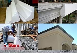 STYRO Parapet Moulds manufacturers Dubai, UAE, Qatar