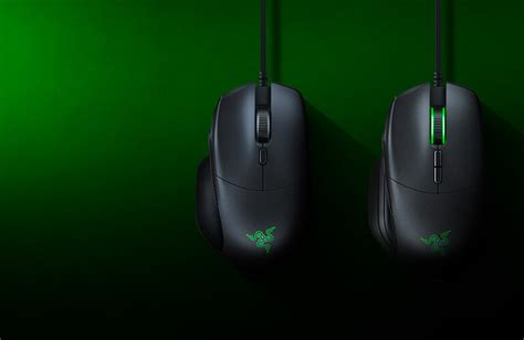 razer basilisk essential customizable gaming mouse