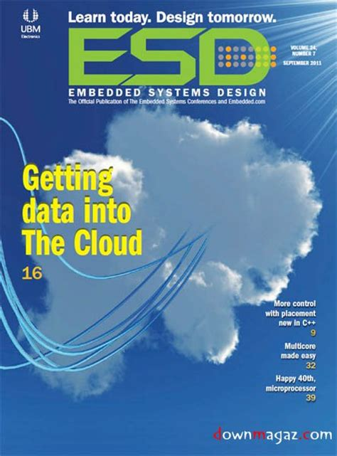 embedded systems design september 2011 187 pdf magazines magazines commumity