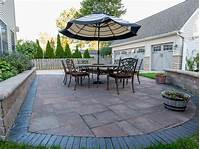 magnificent design patio ideas pavers Gorgeous Patio Designs Pictures 20 Backyard For Small ...