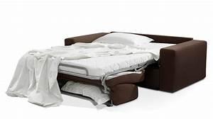 canape lit 2 places en tissu couchage 120 cm pas cher With tapis rouge avec canapé lit couchage quotidien pas cher