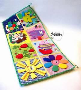 Activity Spielzeug Baby : custom baby mat of 6 sections activity board for toddler ~ A.2002-acura-tl-radio.info Haus und Dekorationen