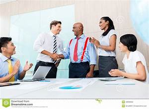 Diversity Business Team Shaking Hands Stock Photo - Image ...