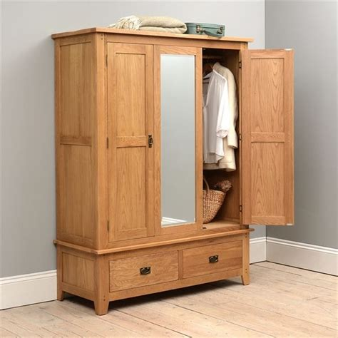 Furniture Wardrobe Sale by Oakland Wardrobe With Mirror Apartment Style