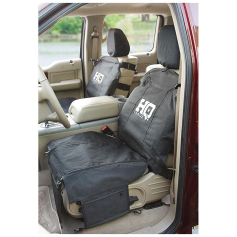 Hq Issue Tactical Car  Truck  Suv Seat Cover, Universal