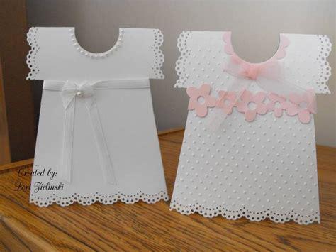 dress christening cards  lorianna