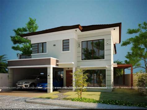Zen House Design Philippines Floor Plan