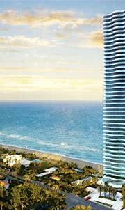 Regalia Oceanfront Residences in Sunny Isles. 46 floors ...