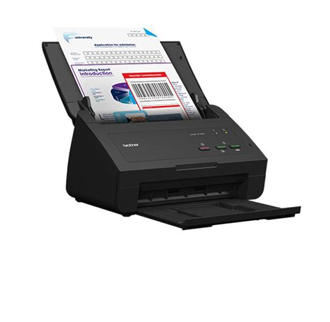 brother ads   document scanner