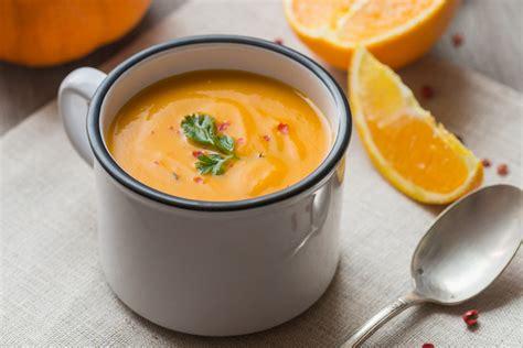 carotte cuisine soupe potiron carotte orange cuisine addict cuisine