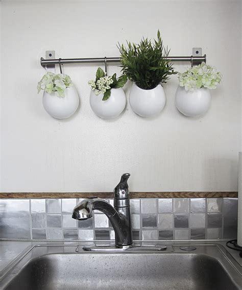 Contact Paper Tile Backsplash  Mox & Fodder
