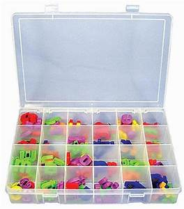 Magnetic letter storage box clear for Magnetic letter storage box