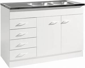 Spülenschrank 120 Cm : sp lenschrank 120 60 bei hornbach kaufen ~ Orissabook.com Haus und Dekorationen