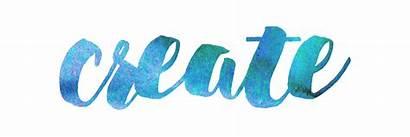 Creative Creativity Word Retreat Words Month Need