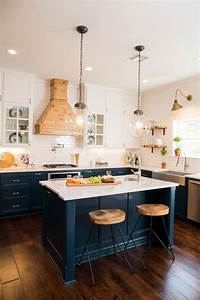23, Best, Kitchen, Cabinets, Painting, Color, Ideas, And, Designs, For, 2017