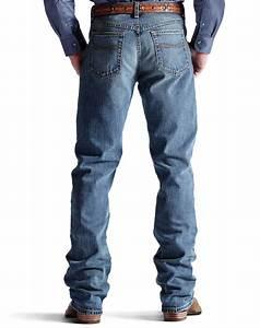 Ariat Menu0026#39;s M2 Relaxed Boot Cut Jeans - Granite