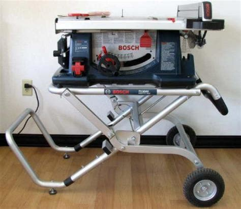 Bosch 10 Quot Table Saw Model 4100 W Instructions Ts3000