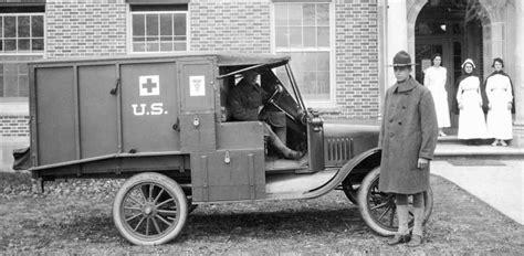 Model T Ambulance by Model T Ford Forum Photo Ww1 Model T Ambulance